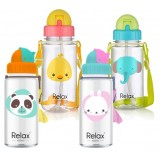 Relax - Tritan Kids Water Bottle 400ML *BEST BUY*