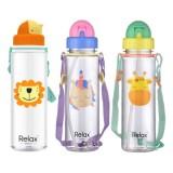Relax - Tritan Kids Water Bottle 550ML *BEST BUY*