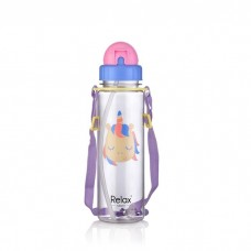 Relax - Tritan Kids Water Bottle 550ML *BEST BUY*