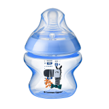 Tommee Tippee - Closer To Nature 5oz PP Tinted Bottle (Single) *Light Blue* (Loose Pack without Box)