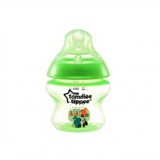 Tommee Tippee - Closer To Nature 5oz PP Tinted Bottle (Single) *Lime Green* (Loose Pack without Box)