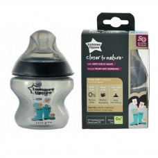 Tommee Tippee - Closer To Nature 5oz PP Tinted Bottle (Single) *Black*