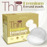 K-MOM - Mother K Premium Breast Pads Thin 1mm *BEST BUY*