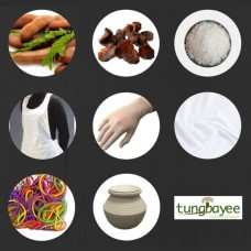 Tungbayee - Set Pengurusan Uri + Tembikar
