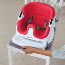 Bright Starts - ING Baby Base Seat 2-IN-1 *Red* BEST BUY
