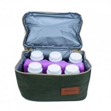 Autumnz - JOYLEE Cooler Bag (Multi Khaki Green)
