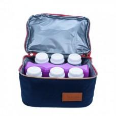 Autumnz - JOYLEE Cooler Bag (Red/Navy)