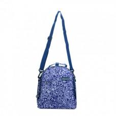 Autumnz - Classique Cooler Bag (Violet Damask)