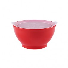 Elipse Kids - Stage 1 Bowl Set with Lids 8oz *Red*