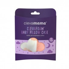 Clevamama - Clevafoam Baby Pillow Case *Blue*