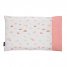 Clevamama - Clevafoam Baby Pillow Case *Coral*