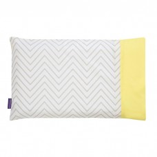 Clevamama - Clevafoam Baby Pillow Case *Grey*