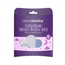 Clevamama - Clevafoam Toddler Pillow Case *Grey*
