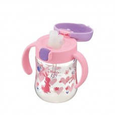 Richell - T.L.I Spout Bottle Mug *Pink*