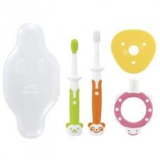 Richell - Training Toothbrush Set