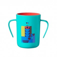 Tommee Tippee - 360° Deco Trainer Cup 200ML (6M+) *Teal*