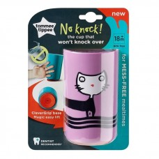 Tommee Tippee - No Knock Cup 300ML (18M+) *Purple*