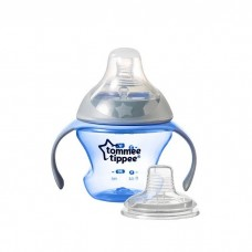 Tommee Tippee - CTN Transition Cup 150ML (4-7M+) *Blue*