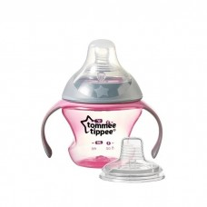 Tommee Tippee - CTN Transition Cup 150ML (4-7M+) *Pink*