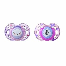 Tommee Tippee - CTN Night Time Soother (18-36 mths) *TWIN PACK*