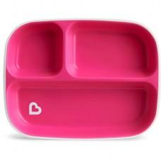 Munchkin - Splash™ Toddler Divided Plates 2 Pack