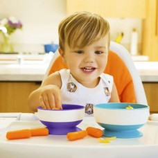 Munchkin - Stay Put™ Suction Bowls 3 Pack *BEST BUY*