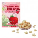 MommyJ - Pure Rice Puffs *Real Apple* BEST BUY