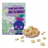 MommyJ - Pure Rice Puffs *Real Blueberry* BEST BUY