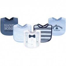 Little Treasure - Interlock Bib 5pc (75513)