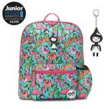Babymel - Zip & Zoe Kid's Backpack Age 3+ (Flamingo)