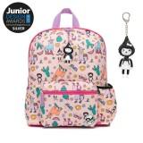 Babymel - Zip & Zoe Kid's Backpack Age 3+ (Llama)