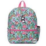 Babymel - Zip & Zoe Junior Backpack (Flamingo)