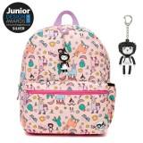 Babymel - Zip & Zoe Junior Backpack (Llama)