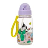Babymel - Zip & Zoe Drinking Bottle with Straw (Llama)