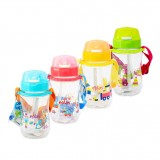 Eplas - Kid's Bottle with Straw 380ML