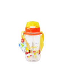 Eplas - Kid's Bottle with Straw 480ML