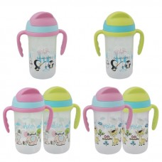 Eplas - Baby Sippy Cup With Straw 350ML
