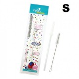 Eplas - Kids Bottle Straw & Brush Set