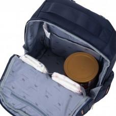 Princeton - Milano Series Diapers Bag *Navy Blue*