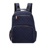 Princeton - Milano Series Diapers Bag *Navy Blue*