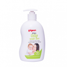Pigeon - Baby Wash 2in1 500ML Bottle* BEST BUY*