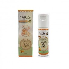 Tropika - Baby Body & Hair Oil (Happy) 30ml
