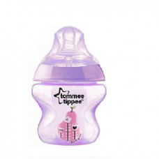 Tommee Tippee - Closer To Nature 5oz PP Tinted Bottle (Single) *Purple* (Loose Pack without Box)