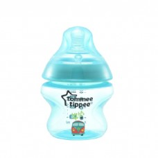 Tommee Tippee - Closer To Nature 5oz PP Tinted Bottle (Single) *Jade Green* (Loose Pack without Box)