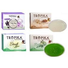 TROPIKA Soap -  Ginger & Cinnamon