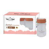 Tiny Touch - Milk Storage Bottles 6pcs * BEST BUY