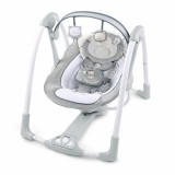 Bright Starts - Ingenuity Power Adapt Portable Swing - Braden* BEST BUY