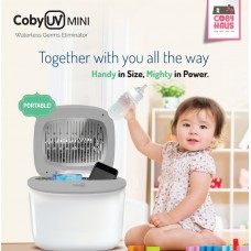 Coby UV - Mini Waterless Sterilizer (GREEN / GREY)