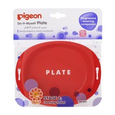 Pigeon -  Do-It-Myself Plate