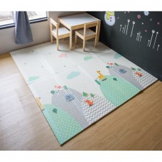 AUTUMNZ PE Foldable Baby Playmat - SIZE M *Top Of The World / Back To Basic*